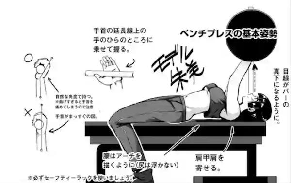 筋トレ漫画と無料で読めるアプリ